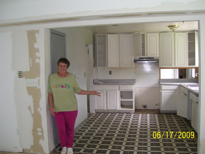 remodeling project on Placid in Virginia Beach