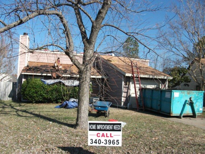 Residential Roof Repair Amp Replacement Sheila S Painting