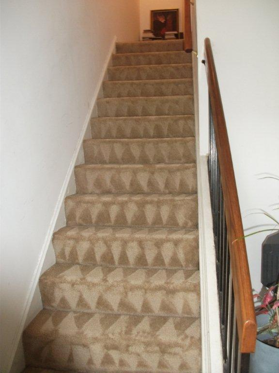 Carpet cleaning on stairs Virginia Beach