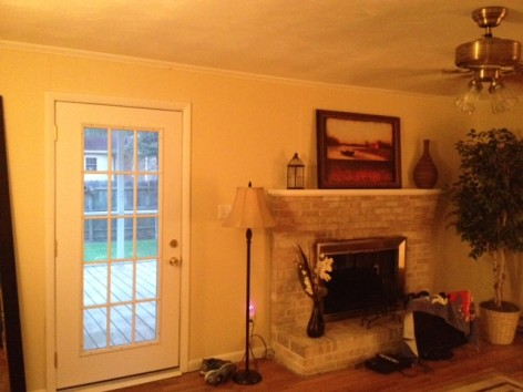 home staging painter virginia