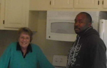 sheila with remodeling contractor terri massey